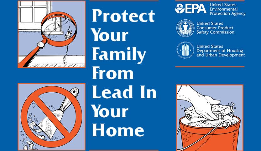 epa lead-based paint information