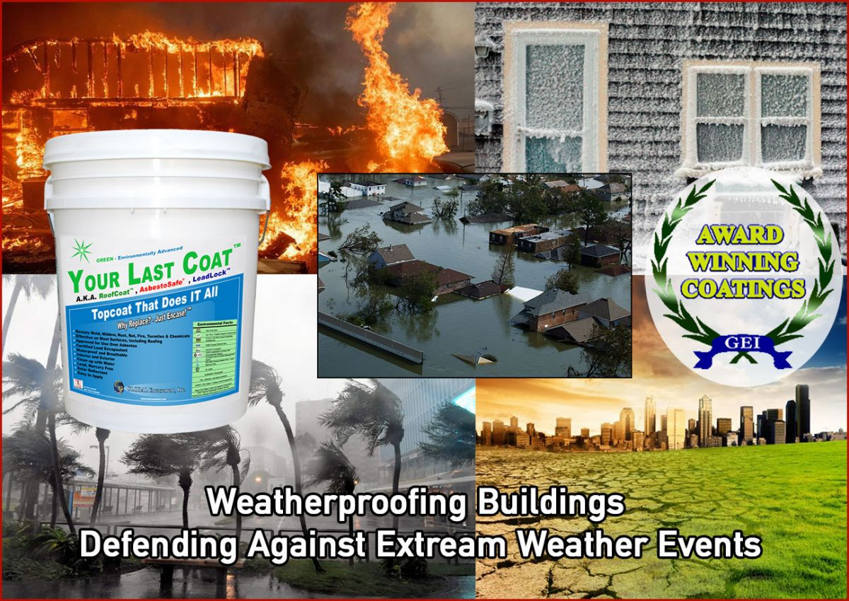 Climate Change & Building Protection