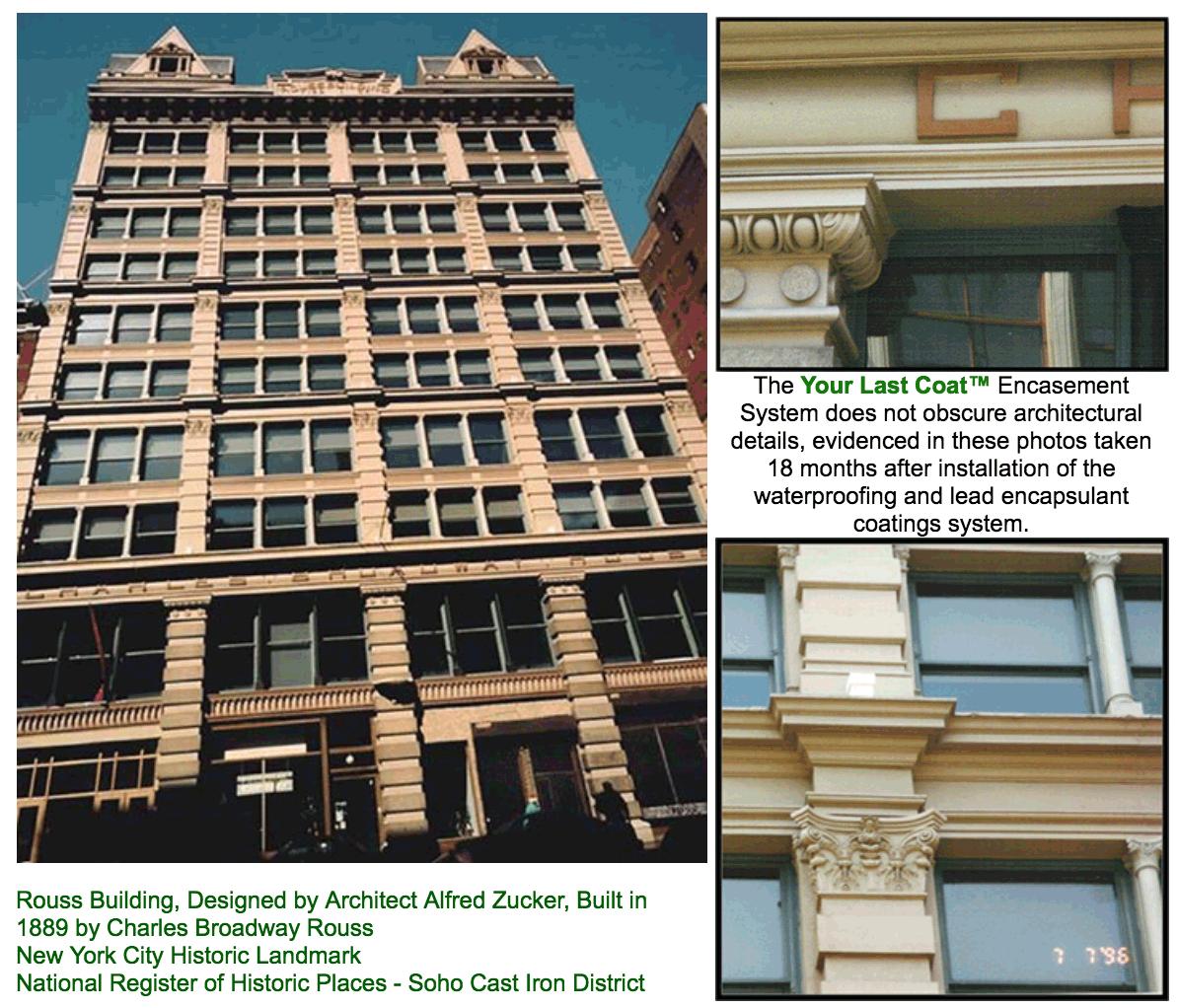 Restoration and Preservation