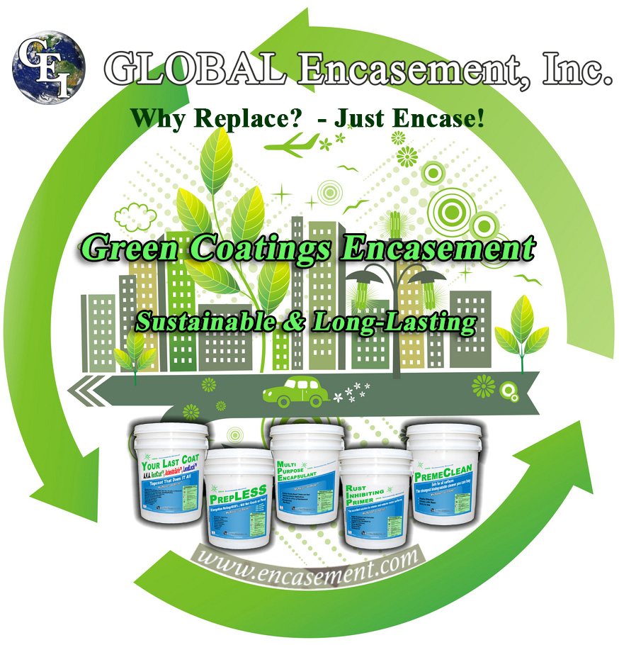 Green Coatings Encasement