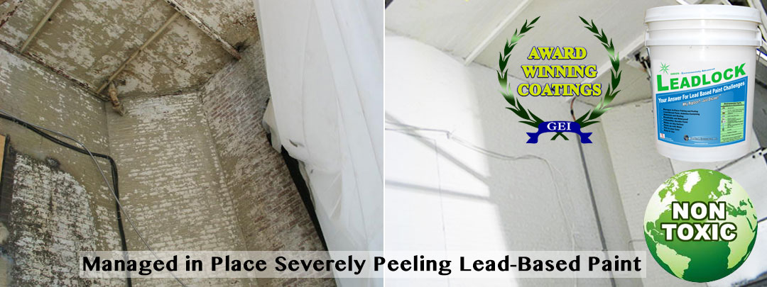 Managed in place Lead-Based Paint
